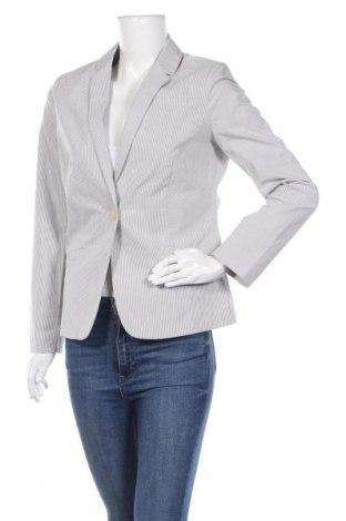 Дамско сако Cyrillus, Размер S, Цвят Сив, 98% памук, 2% еластан, Цена 32,25лв.