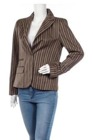 Дамско сако In Wear, Размер M, Цвят Кафяв, 55% полиестер, 45% вълна, Цена 5,48лв.