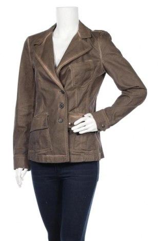 Дамско сако Strenesse Blue, Размер M, Цвят Кафяв, 96% памук, 4% еластан, Цена 13,34лв.