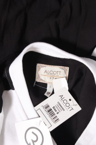 Дамско спортно горнище Alcott, Размер S, Цвят Черен, 65% полиестер, 35% памук, Цена 11,00лв.