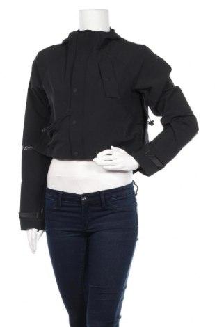 Дамско спортно яке Gymshark, Размер S, Цвят Черен, 88% полиестер, 12% еластан, Цена 50,36лв.