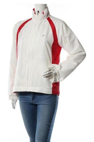 Дамско спортно яке Head, Размер L, Цвят Бял, Полиестер, Цена 11,81лв.