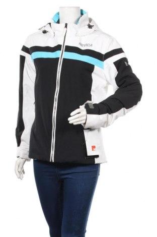 Дамско спортно яке Nevica, Размер L, Цвят Черен, Полиестер, Цена 142,45лв.