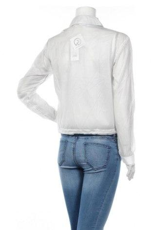 Дамско спортно яке Selena Gomez x PUMA, Размер S, Цвят Сив, Полиамид, Цена 141,75лв.