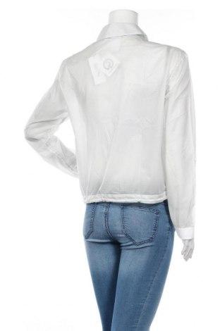 Дамско спортно яке Selena Gomez x PUMA, Размер L, Цвят Сив, Полиамид, Цена 52,92лв.