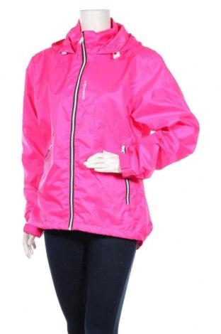 Дамско спортно яке Stormberg, Размер L, Цвят Розов, Полиестер, Цена 27,60лв.