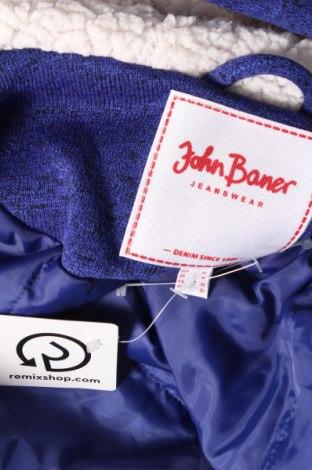 Дамско яке John Baner, Размер XL, Цвят Син, Полиестер, Цена 84,00лв.