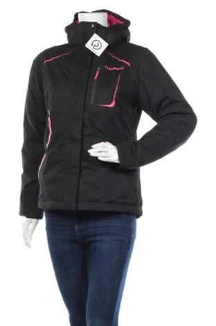 Дамско яке за зимни спортове Campri, Размер S, Цвят Черен, Полиестер, Цена 68,97лв.