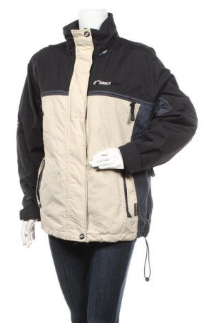 Дамско яке за зимни спортове Crazy Creek, Размер L, Цвят Екрю, Полиамид, Цена 16,28лв.