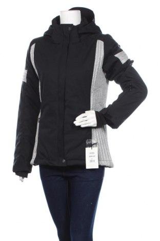 Дамско яке за зимни спортове Sun Valley, Размер L, Цвят Черен, Полиестер, Цена 107,40лв.