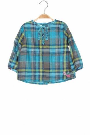 Детска блуза La Compagnie des Petits, Размер 12-18m/ 80-86 см, Цвят Многоцветен, 100% памук, Цена 10,64лв.