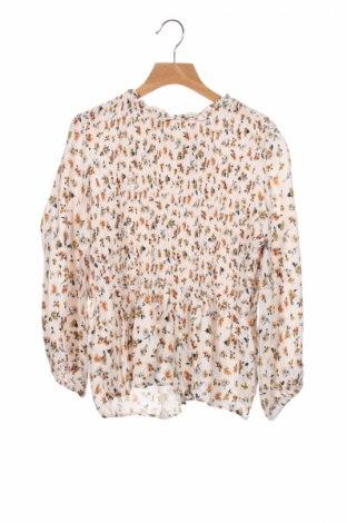 Детска блуза Zara Kids, Размер 12-13y/ 158-164 см, Цвят Многоцветен, Вискоза, Цена 15,75лв.