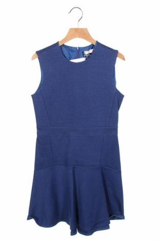 Детска рокля Cyrillus, Размер 9-10y/ 140-146 см, Цвят Син, Памук, Цена 11,04лв.