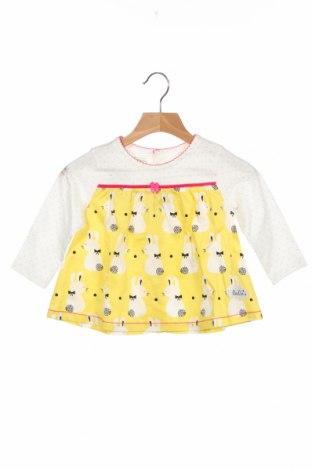 Детска рокля La Compagnie des Petits, Размер 12-18m/ 80-86 см, Цвят Многоцветен, Памук, Цена 11,76лв.