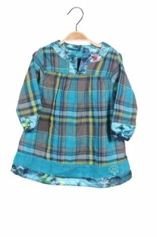 Детска рокля La Compagnie des Petits, Размер 12-18m/ 80-86 см, Цвят Многоцветен, Памук, Цена 39,20лв.