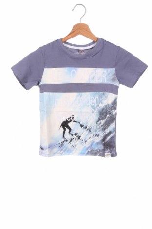 Детска тениска Lee Cooper, Размер 4-5y/ 110-116 см, Цвят Лилав, Памук, Цена 12,04лв.