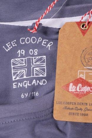 Детска тениска Lee Cooper, Размер 4-5y/ 110-116 см, Цвят Лилав, Памук, Цена 21,00лв.