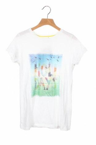 Παιδικό μπλουζάκι Little Marcel, Μέγεθος 12-13y/ 158-164 εκ., Χρώμα Λευκό, Βαμβάκι, Τιμή 6,27€