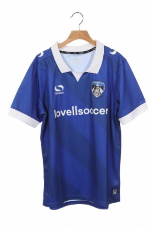 Детска тениска Sondico, Размер 11-12y/ 152-158 см, Цвят Син, Полиестер, Цена 12,18лв.
