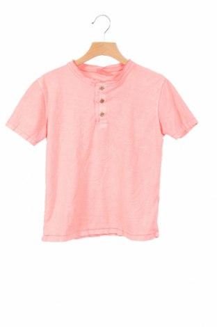 Детска тениска Zara Kids, Размер 5-6y/ 116-122 см, Цвят Розов, Памук, Цена 6,27лв.