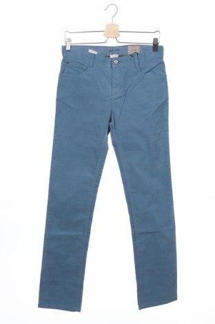 Детски джинси Cyrillus, Размер 15-18y/ 170-176 см, Цвят Син, 98% памук, 2% еластан, Цена 16,52лв.