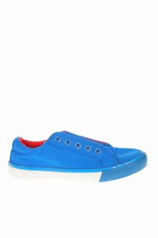 Детски обувки Crafted, Размер 28, Цвят Син, Текстил, Цена 6,30лв.