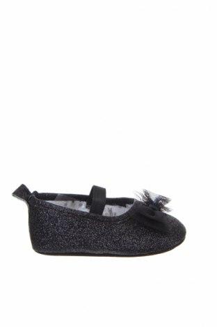Детски обувки Crafted, Размер 17, Цвят Черен, Текстил, Цена 4,68лв.