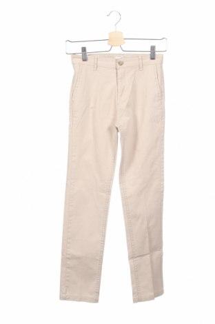 Детски панталон Gocco, Размер 9-10y/ 140-146 см, Цвят Бежов, 98% памук, 2% еластан, Цена 14,00лв.