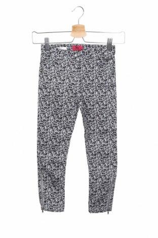 Детски панталон La Compagnie des Petits, Размер 5-6y/ 116-122 см, Цвят Многоцветен, 97% памук, 3% еластан, Цена 12,88лв.