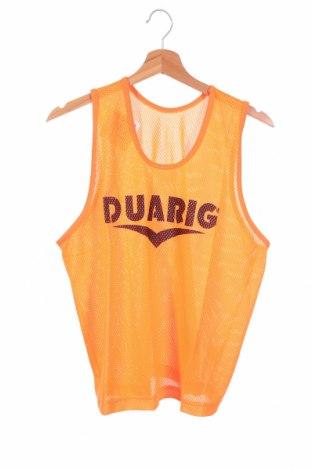 Μπλουζάκι αμάνικο παιδικό, Μέγεθος 14-15y/ 168-170 εκ., Χρώμα Πορτοκαλί, Πολυεστέρας, Τιμή 2,50€
