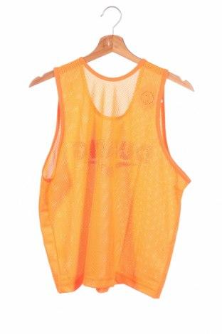 Maiou pentru copii, Mărime 14-15y/ 168-170 cm, Culoare Portocaliu, Poliester, Preț 16,65 Lei