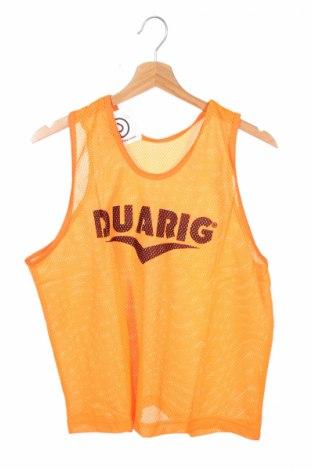 Μπλουζάκι αμάνικο παιδικό Duarig, Μέγεθος 15-18y/ 170-176 εκ., Χρώμα Πορτοκαλί, Πολυεστέρας, Τιμή 1,03€