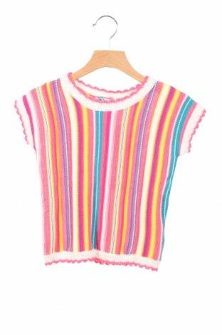 Детски пуловер Billieblush, Размер 4-5y/ 110-116 см, Цвят Многоцветен, 70% памук, 30% акрил, Цена 31,28лв.