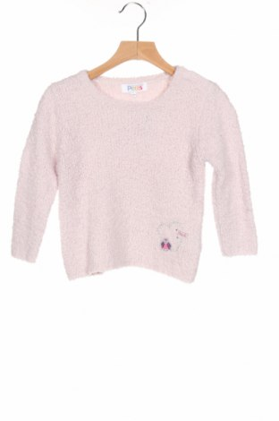 Детски пуловер La Compagnie des Petits, Размер 18-24m/ 86-98 см, Цвят Лилав, Полиамид, Цена 27,60лв.
