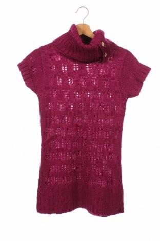 Παιδικό πουλόβερ Okay, Μέγεθος 13-14y/ 164-168 εκ., Χρώμα Βιολετί, Πολυακρυλικό, Τιμή 5,46€