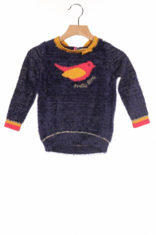 Детски пуловер Orchestra, Размер 18-24m/ 86-98 см, Цвят Многоцветен, 83% полиамид, 7% полиестер, 6% памук, 4% метални нишки, Цена 26,95лв.