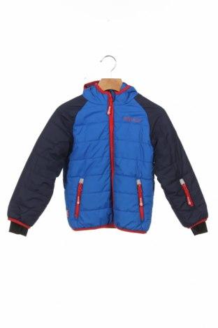 Детско яке за зимни спортове Trollkids, Размер 4-5y/ 110-116 см, Цвят Син, Полиестер, Цена 57,96лв.