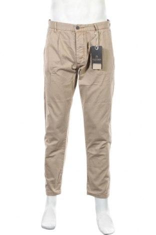 Ανδρικό παντελόνι Alcott, Μέγεθος L, Χρώμα Καφέ, Βαμβάκι, Τιμή 9,38€