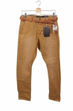Ανδρικό παντελόνι Alcott, Μέγεθος S, Χρώμα  Μπέζ, Βαμβάκι, Τιμή 11,97€