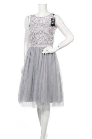 Φόρεμα Apart, Μέγεθος XS, Χρώμα Γκρί, Βισκόζη, Τιμή 73,07€