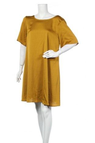 Рокля La Fee Maraboutee, Размер XL, Цвят Жълт, Полиестер, Цена 95,40лв.