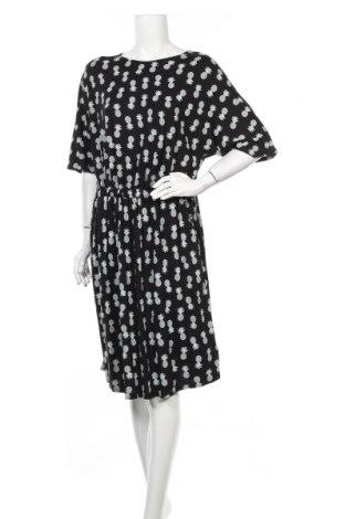 Рокля Maite Kelly by Bonprix, Размер XL, Цвят Черен, 95% вискоза, 5% еластан, Цена 38,00лв.