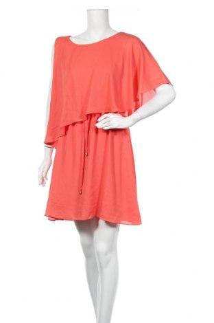 Φόρεμα Molly Bracken, Μέγεθος L, Χρώμα Ρόζ , Πολυεστέρας, Τιμή 24,90€