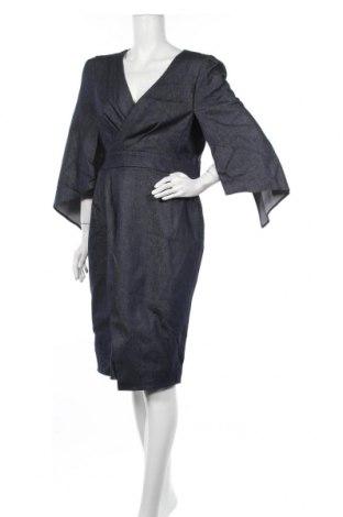 Φόρεμα Orna Farho, Μέγεθος XL, Χρώμα Μπλέ, 97% βαμβάκι, 3% ελαστάνη, Τιμή 21,03€