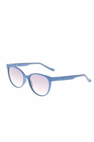 Слънчеви очила Adidas Originals, Цвят Син, Цена 59,50лв.