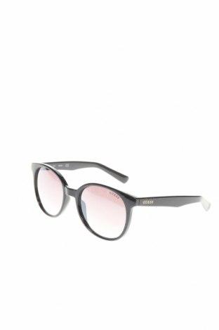 Слънчеви очила Guess, Цвят Черен, Цена 94,50лв.