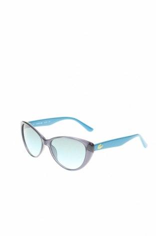 Слънчеви очила Lacoste, Цвят Син, Цена 79,50лв.