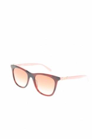 Слънчеви очила Love Moschino, Цвят Розов, Цена 110,70лв.