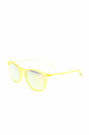 Слънчеви очила POLAROID, Цвят Жълт, Цена 52,80лв.