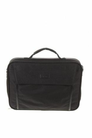 Geantă de laptop Dicota, Culoare Negru, Textil, Preț 119,70 Lei